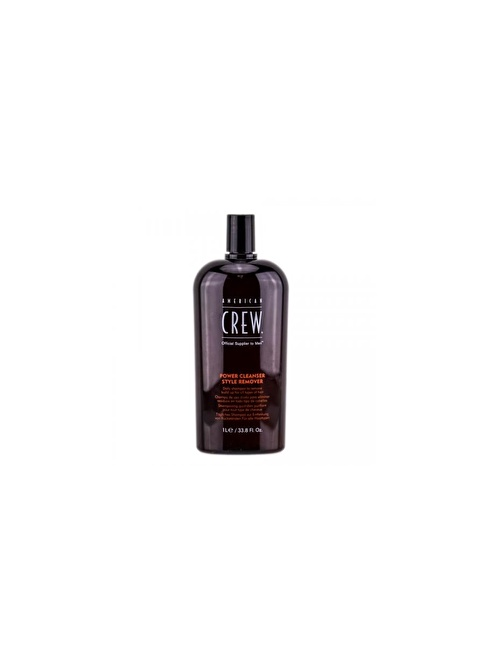 American Crew 3'Ü 1 Arada Çay Ağacı Özlü Saç Ve Vücüt Şampuanı 1000 Ml Renksiz